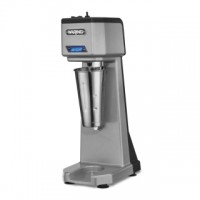 Waring Commercial WDM120T Heavy-Duty Single-Spindle Drink Mixer Independent 1 HP motor