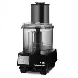 Waring Commercial WFP11S 2.5 Qt Commercial Food Processor with LiquiLock Seal System