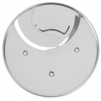 Waring Commercial WFP145 2mm Thin Slicing Disc for use with WFP14S, WFP14SC