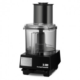 Waring Commercial WFP14S 3.5 Qt Commercial Food Processor with LiquiLock Seal System