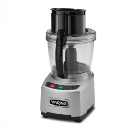 Waring Commercial WFP16S 4 Qt Commercial Food Processor with LiquiLock Seal System