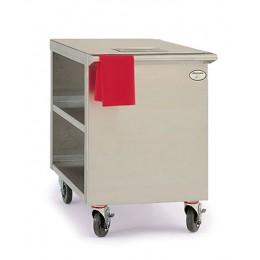 Curtis Mercury Brewing System Coffee Vessel Cart