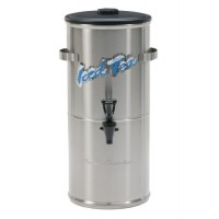 Curtis Round Tea Dispenser 3 Gallon Short