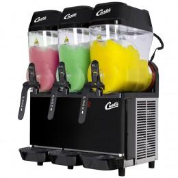 Curtis CFB3 Triple Frozen Beverage Machine Three 3.0 Gallon Bowls