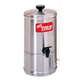 Curtis 1 Gallon Heated Syrup Dispenser