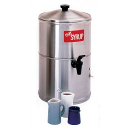Curtis 2 Gallon Heated Syrup Dispenser