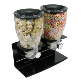 Zevro Professional Series Double Canister - Black