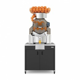 Zumex 08827 Wide Speed Pro Self-Service Podium Drain / Clean System Black