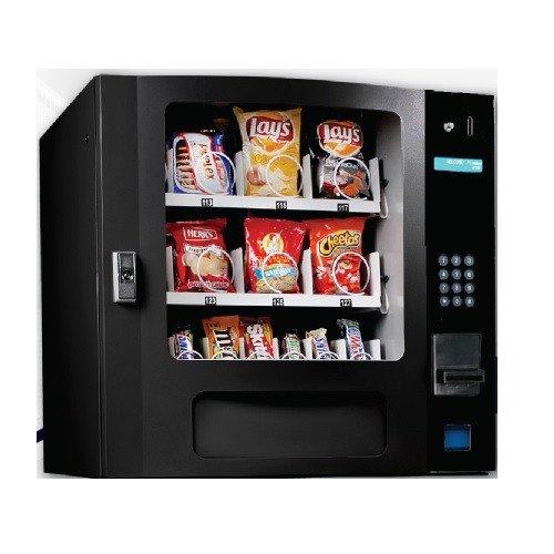Seaga Sm16sb Countertop 16 Select Snack Vending Machine